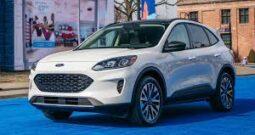 2020 Ford Escape Titanium AWD 3332 KM (VENDU LE 02 MARS 2021)