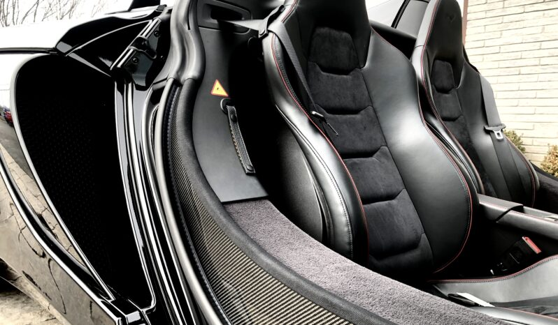 2016 McLaren 650S SPIDER *6035 KM* plein