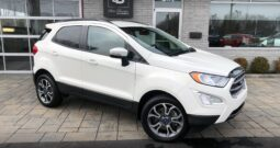 2018 Ford EcoSport SE 4WD 2.0L 7408 KM (VENDU 6 AVRIL 2021)