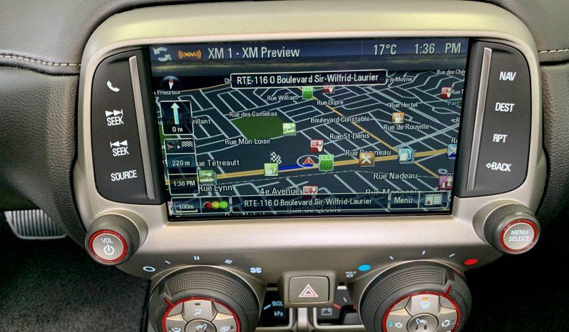"2015 CHEVROLET CAMARO RS 2LT CONVERTIBLE ""BUMBLEBEE"" 31213 KM (VENDU 22 JUIN 2021) plein"